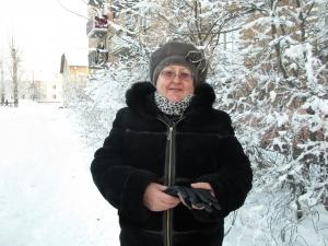 Альфира Ткаченко