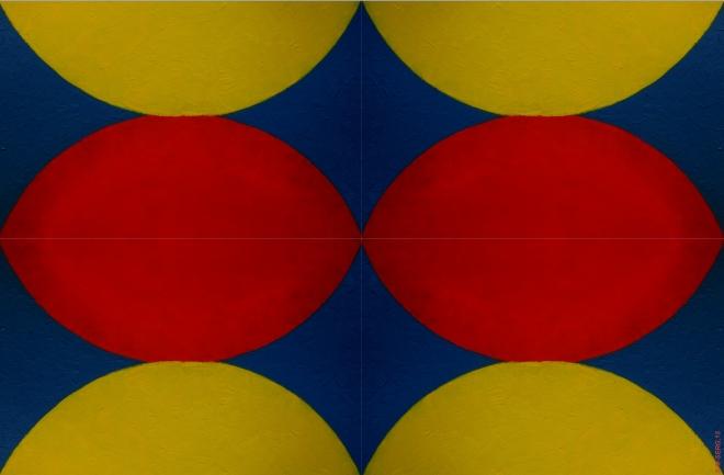 Картина на холсте Шары 1