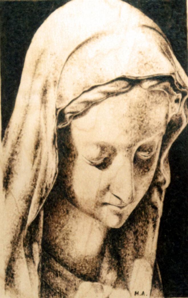 Madonna Santa