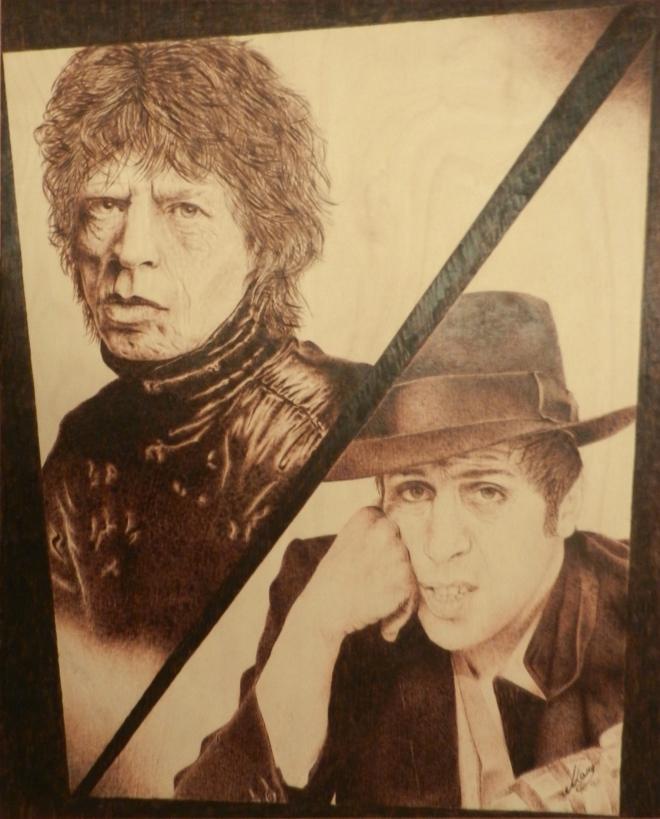 Двойной портрет. Jagger&Celentano