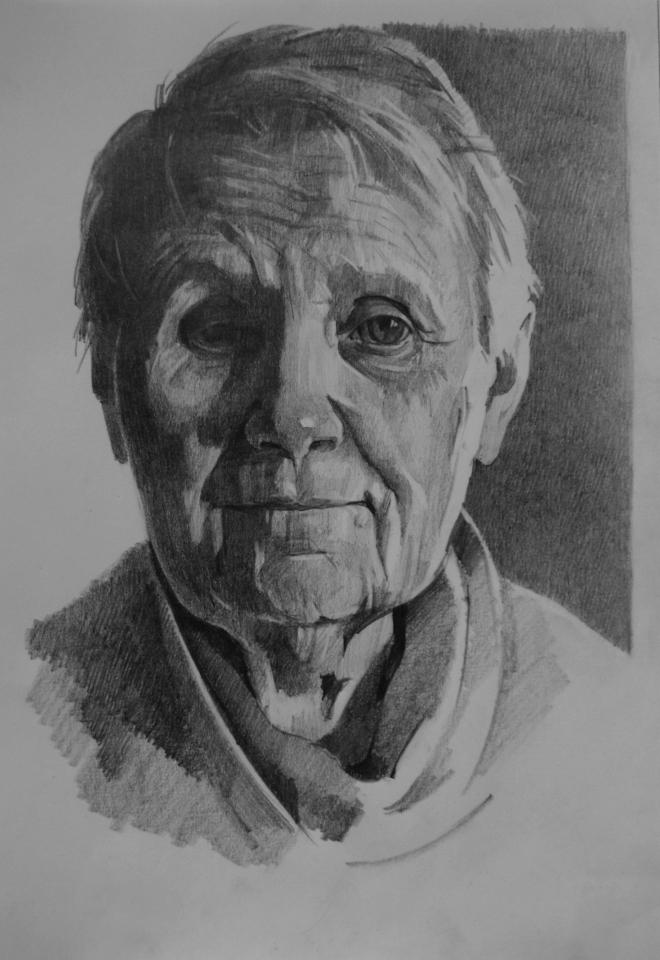 Портрет Светланы Викторовны Дробот