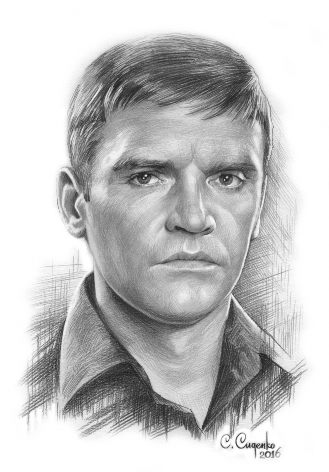 Портрет И. Лифанова