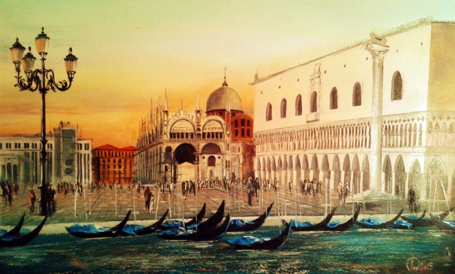 Венецианское такси