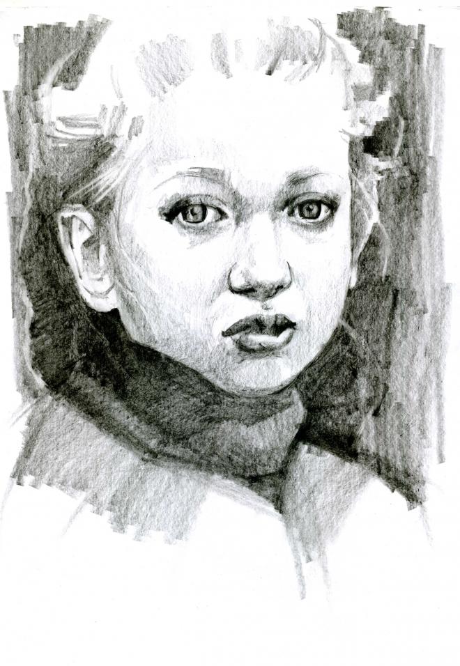 Картина Малолетка
