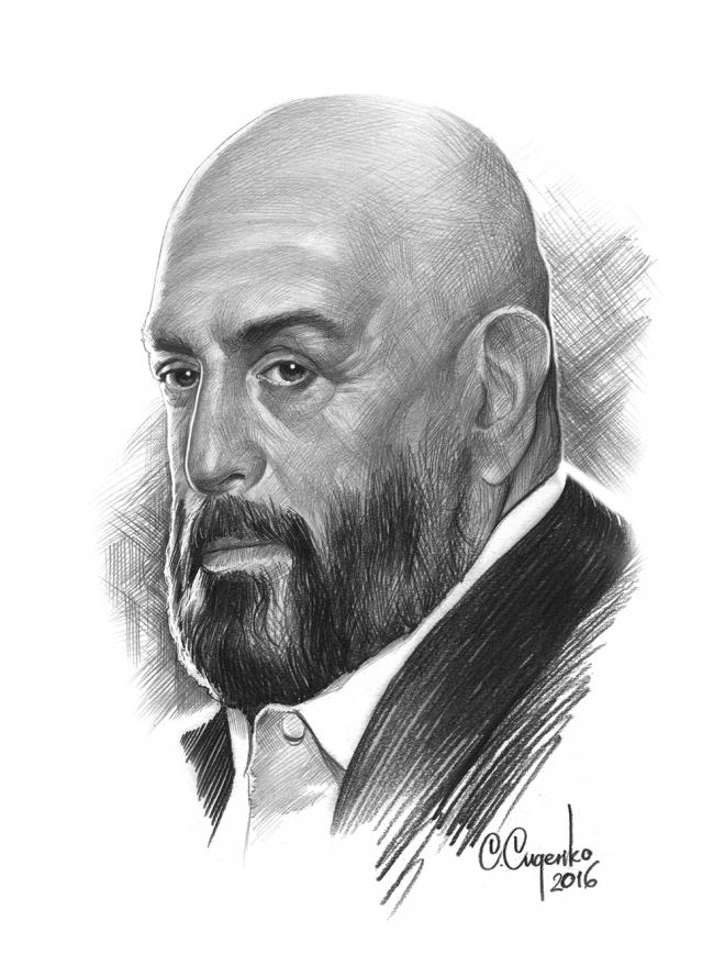 Портрет М.Шуфутинского