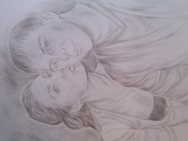 Портрет пары