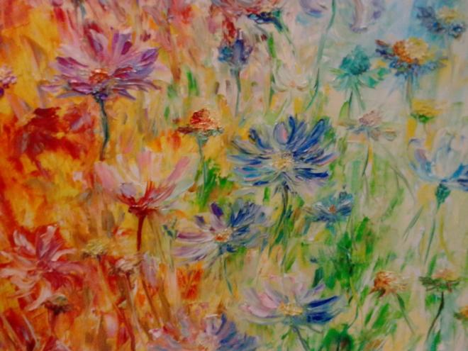 Полевые цветы 6