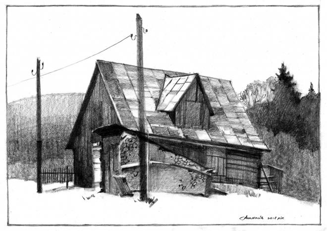 Дом в Ворохте