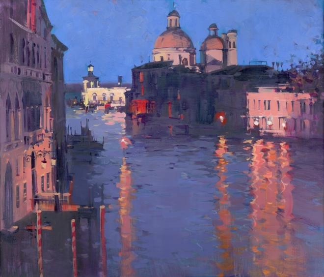 Огни Венеции