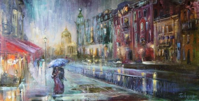 Дождь для двоих