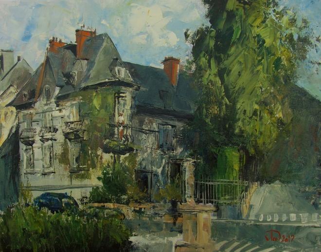 Дом в Ля-Бурбуле