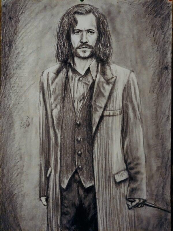 Мужчина в пальто.