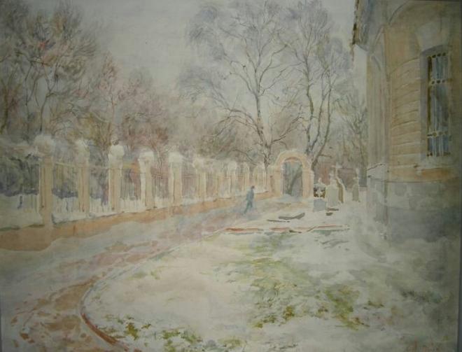 Картина Признак Чехова.