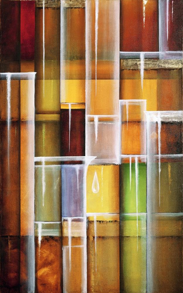 Картина маслом Трансцендентное видение