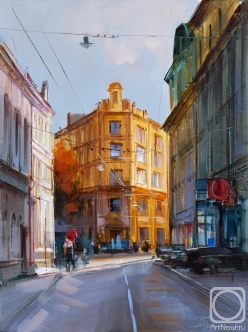 Златоустинский переулок