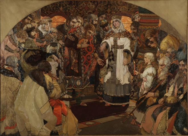 Сказание о деве Февронии и князе Петре