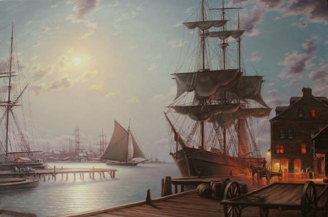 Ночной порт(копия)