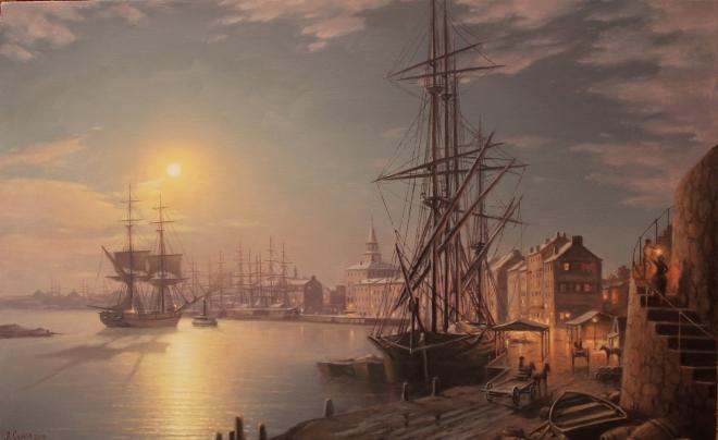 В порту(копия)