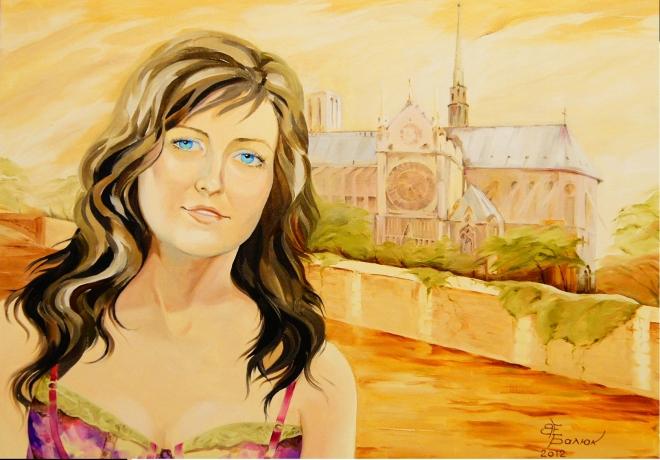 Портрет Елены