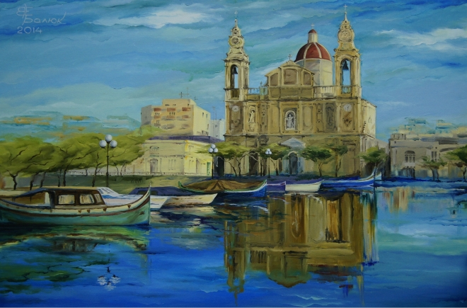 Мальта. Доблесть и постоянство.