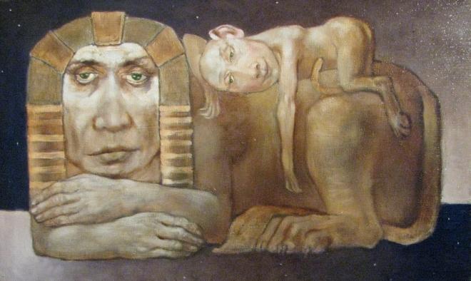 Мать и Дитя.Mother and Child