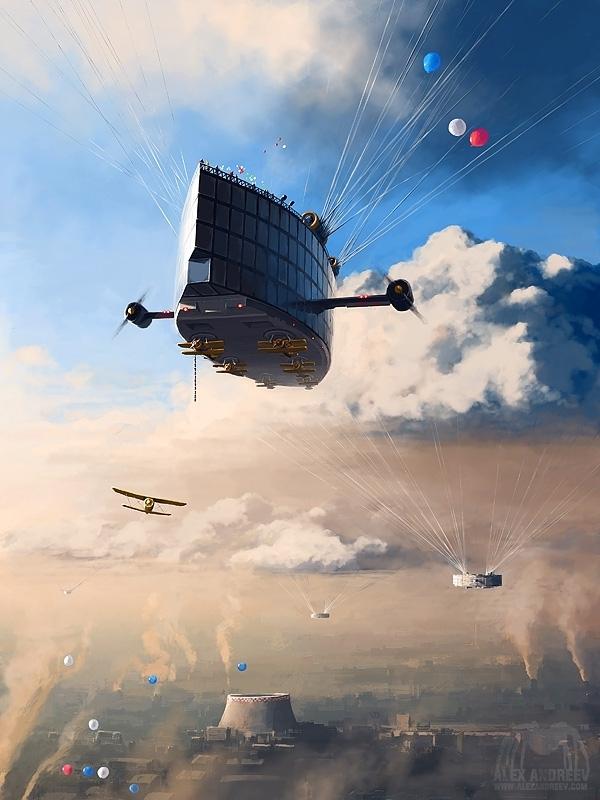 Under Clouds, 2010