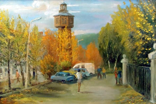Осенний Белорецк
