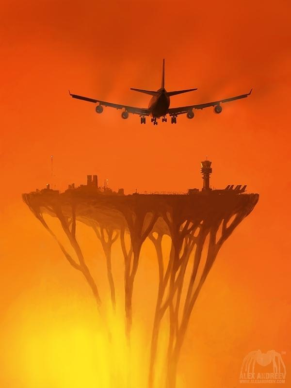 Картина Ixtlan Airlines, 2011