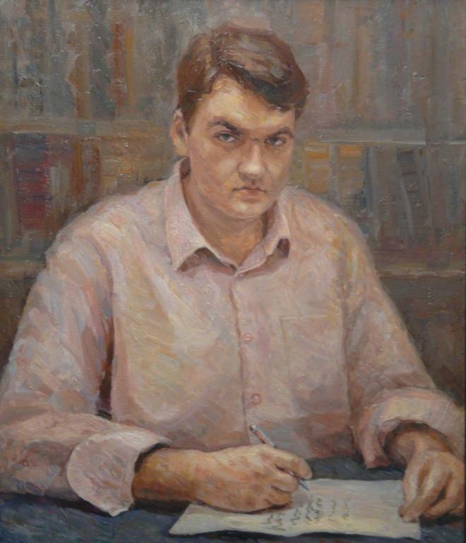 Писатель Рожков Александр