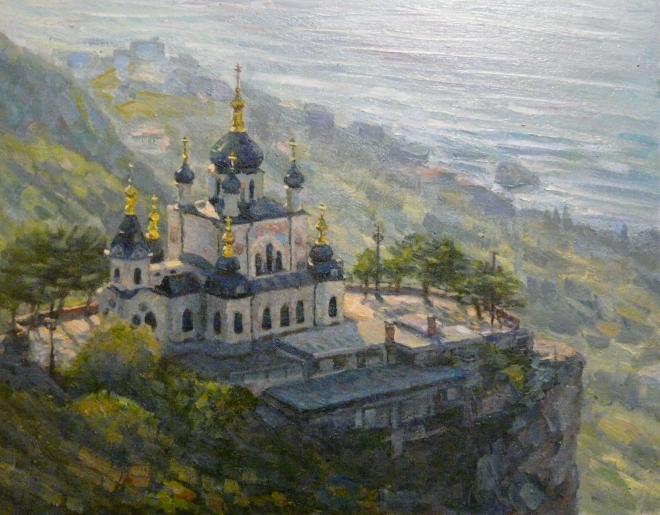 Храм в Форосе (Крым)