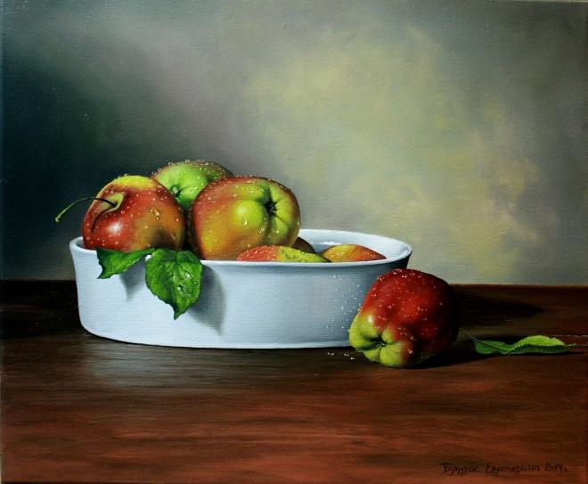 Яблочное утро