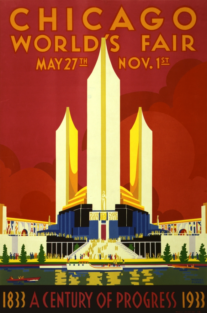 Chicago World's Fair 1933