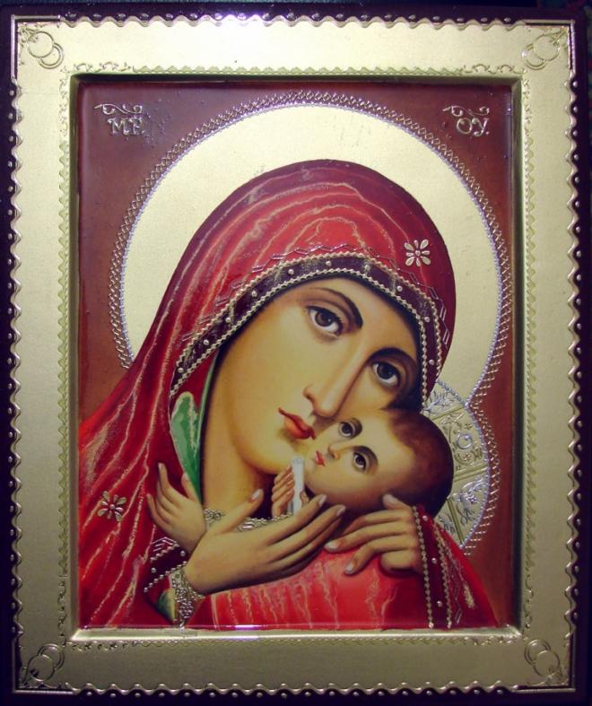 Образ Пресвятой Богородицы Каперовский