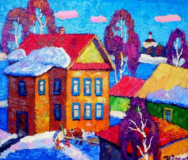 март в Ростове