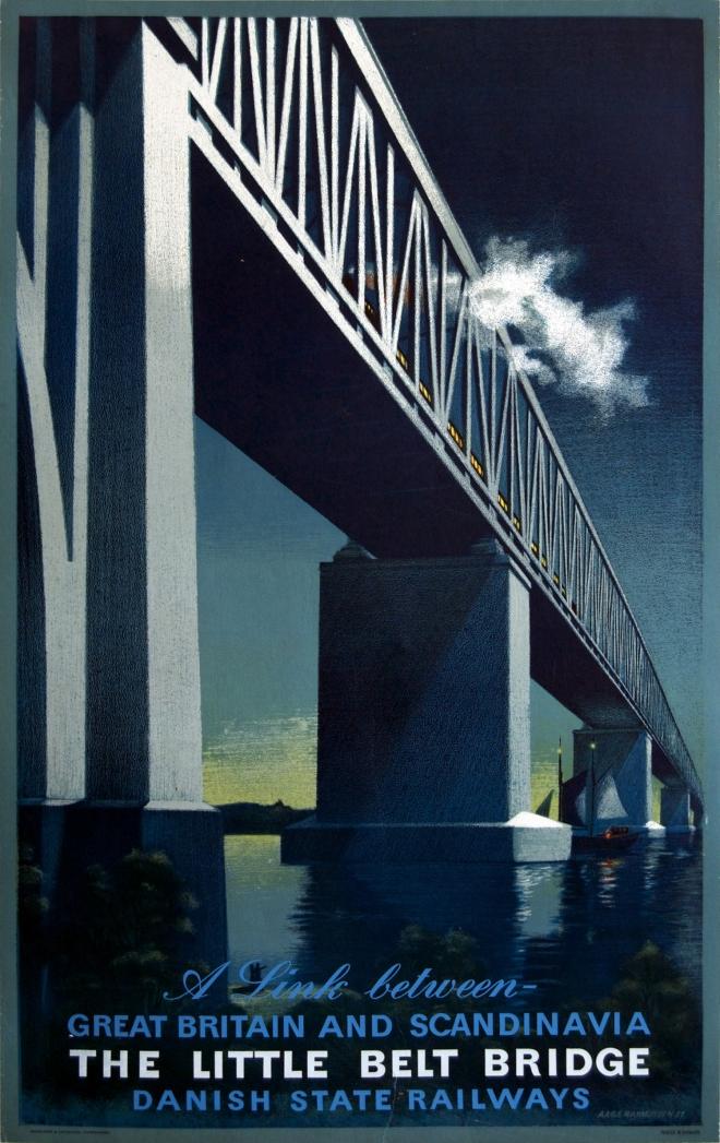 Мост Британия-Скандинавия