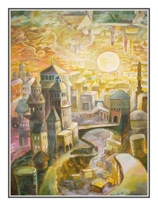 Город всех религий