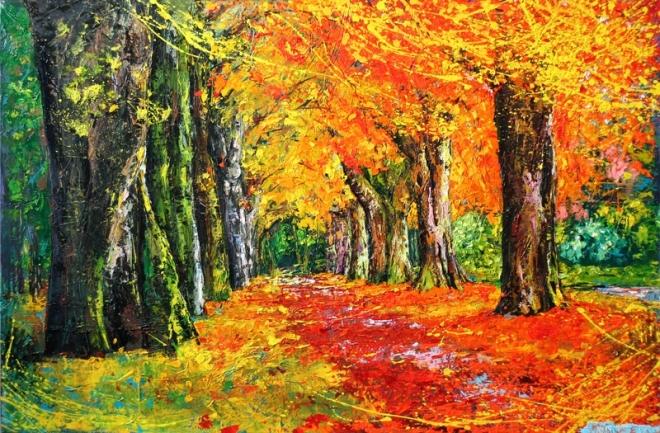Карамельная осень