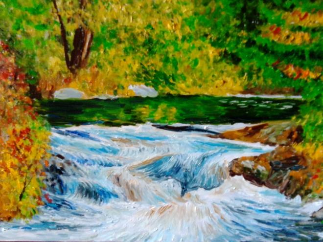 Водопад 3