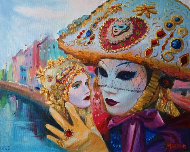 Три маски
