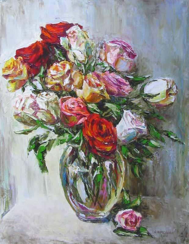 Розы по средам